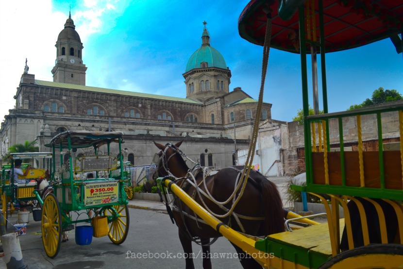 Intramuros: Filled with Beauty and History